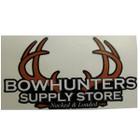 "Bowhunters Supply Store 6"" Orange Logo Decal"