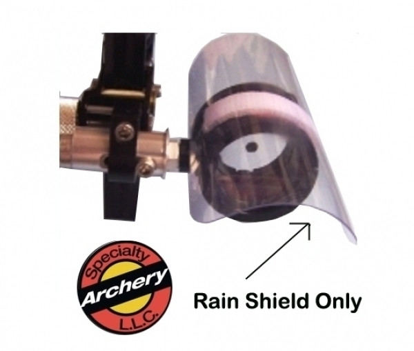 Speciality Archery Rain Shield - Large (Clear)