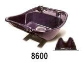 Belvedere 8600 Pivoting Shampoo Bowl