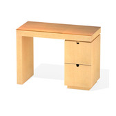 9141 Manicure Table w/ Glass Top