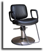 Belvedere BD81 Delta All Purpose Chair w/ Chrome Base