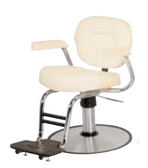 Belvedere B71SA Seville All Purpose Chair with Chrome Base