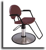 Belvedere AH21 Arch Plus All Purpose Chair w/ Chrome Base