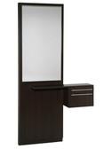 Belvedere KT126 - KT192 Kallista with Mirror Vanity