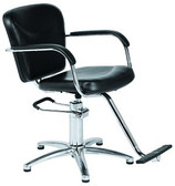 Savvy SAV-004T-C5-B Christine Styling Chair