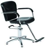 Savvy SAV-004T-C5-B Christine Styling Chair