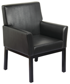 Savvy SAV-368-B Edward Reception Chair