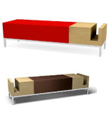 7070 Mark Reception Bench