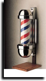 Marvy 410 Barber Pole On Stand
