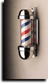 Marvy 410 Wall Mount Barber Pole