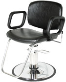 Collins 1810 QSE All Purpose Hydraulic Styling Chair