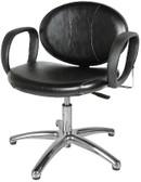 Collins 1730L QSE Berra Lever Control Shampoo Chair