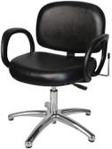 Collins 1630L QSE KIVA Lever Control Shampoo Chair