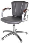 Collins 9731L QSE Vanelle SA Shampoo Chair with Lever Control