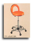 Pibbs 771 Jojo Senior with Large Seat with Backrest