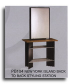 Pibbs PB104 New York Island Styling Station