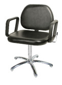 Jeffco 660.3.L Grande Lever-Control Shampoo Chair