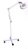 Garfield Paragon 160 5 Diopter Magnifying Facial Lamp on a Mobile Stand