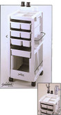 Kayline G1-H Rollabout with Appliance Holders 33""