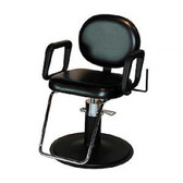 Kaemark B-64 Hydraulic All-Purpose Styling Chair