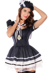 Plus Size Sailor Sweetie