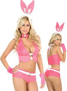 Pink Buggzy Costume