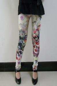Sexy Legging Pants Tattoo Gorgeous
