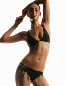 Sexy Black Bikini Set