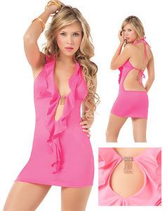 Pink Lady Mini Dress