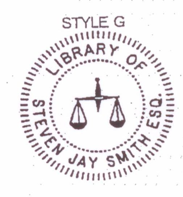 Style #G scales of justice