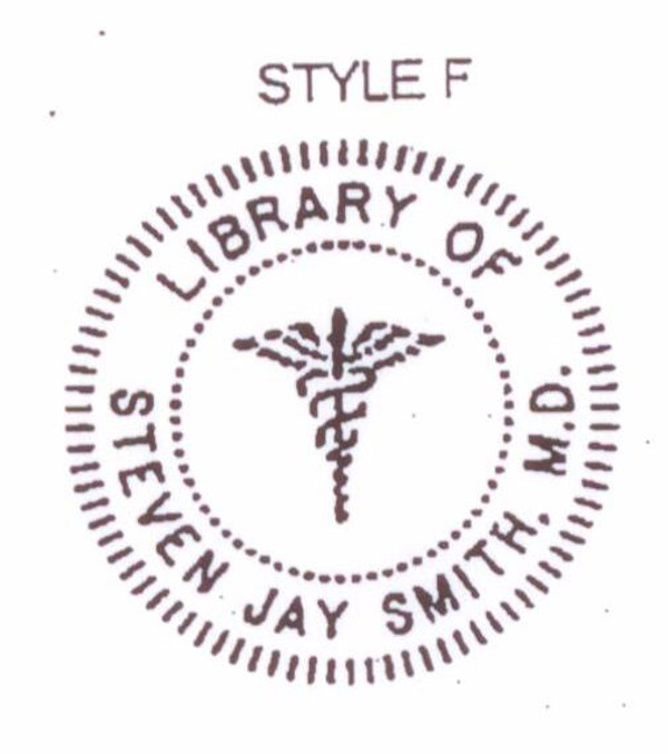 Style #F - Medical We also offer dental, veteranarian, and other styles