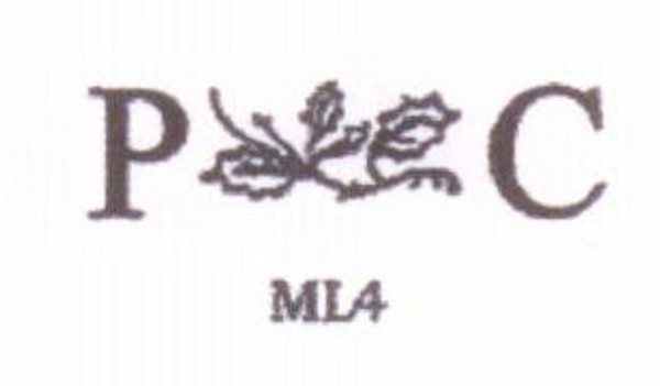 Monogram with Branch