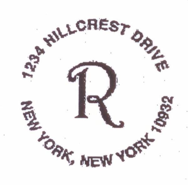 Round Address