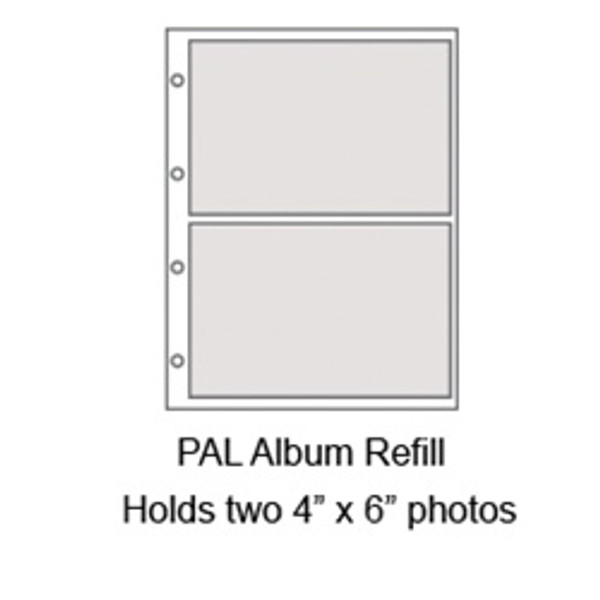 """Archival photo pages for 4x6"""""""