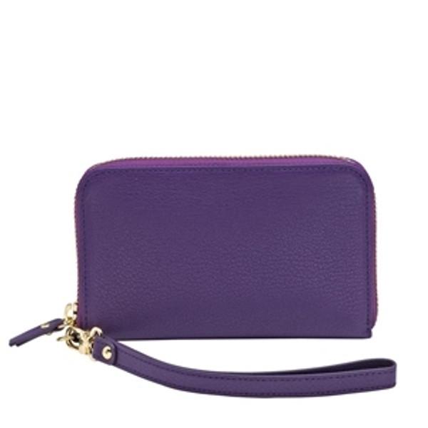 Wristcase Python Sunset Purple