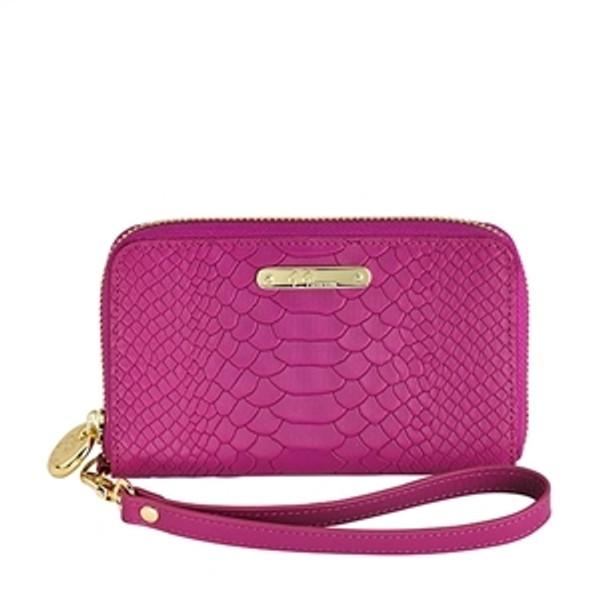 Wristcase Python Sunset Pink