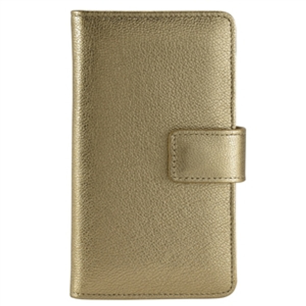 iPhone 6S / 6 Case Gole Metallic Leather