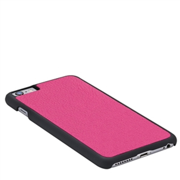 Sunset Pink Leather  IPhone 6/6s Plus Case