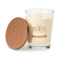 French Vanilla - Classic, comforting scent of sweet vanilla bean on a custard background.