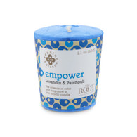 Seeking Balance® 20 Hour Votive Lavandin & Patchouli Empower