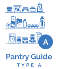 Type A - Pantry Guide