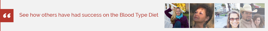 Blood Type Diet Success