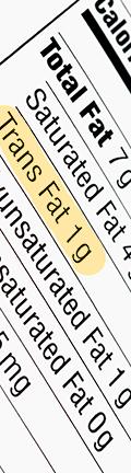 Trans-fat
