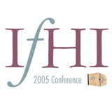 IfHI Blood Type Conference 2005 - 17 CDs