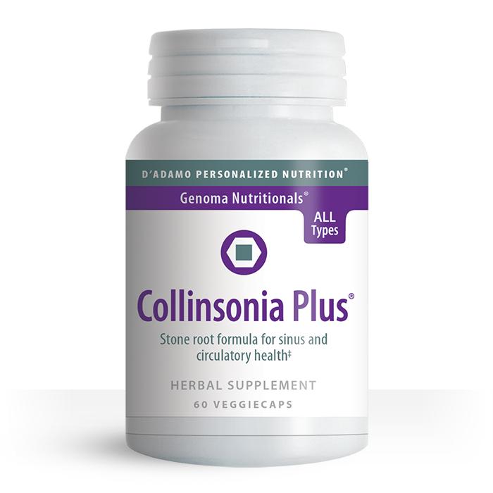 Collinsonia Plus