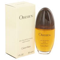Obsession By Calvin Klein 1 oz Eau De Parfum Spray for Women