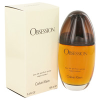 Obsession By Calvin Klein 3.4 oz Eau De Parfum Spray for Women