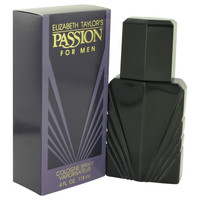 Passion By Elizabeth Taylor 4 oz Cologne Spray for Men