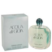 Acqua Di Gioia By Giorgio Armani 3.4 oz Eau De Parfum Spray for Women