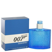 007 Ocean Royale By James Bond 2.5 oz Eau De Toilette Spray for Men